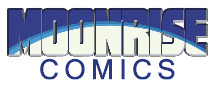 Moonrise Comics Logo