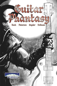 Cover for Guitar Phantasy.